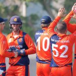 We fancy our chances, say Dutch 'underdogs' at T20 World Cup
